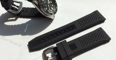 Употреба на силиконовите каишки в часовникарската индустрия