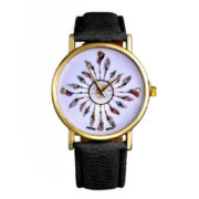Елегантен дамски часовник с оригинален дизайн