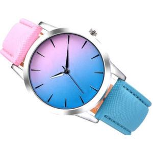 Дамски часовник с моден дизайн