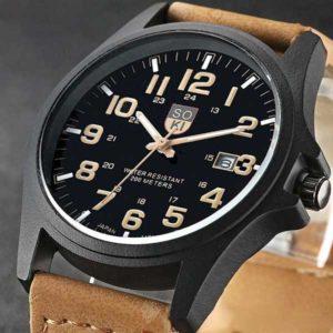 Мъжки часовник със спортен дизайн за всеки ден