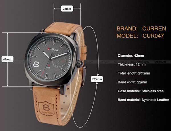 Мъжки часовник 0101 4