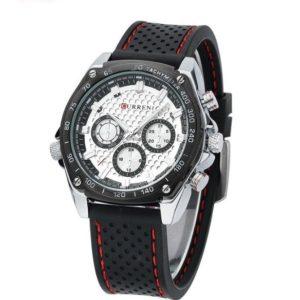 Спортен мъжки часовник с моден дизайн