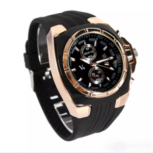 Спортен мъжки часовник с уникален дизайн