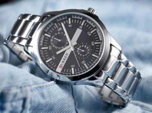 Елегантен и модерен мъжки часовник