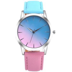 нежен дамски часовник с красив дизайн